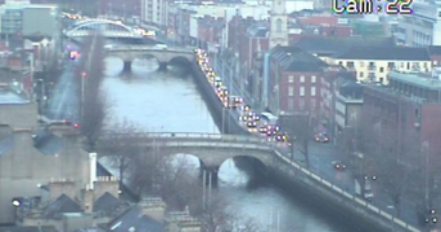 Commuting liveblog: heavy traffic across the country