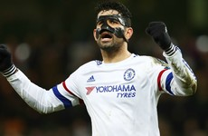 Chelsea boss Hiddink defends Costa conduct