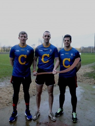 Here's the blue jersey Cork will wear to mark the centenary of the Easter Rising