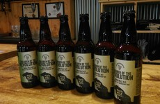 This 1916 Rising-inspired beer caused quite a stir on Liveline today