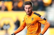 'I love going forward' - Irish full-back scores 94th-minute winner for Wolves