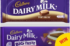 Cadbury's new chocolate bar looks very like the dearly departed Top Deck