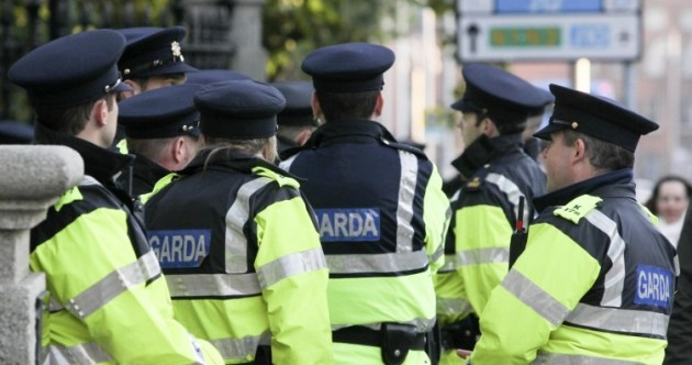 €93,000 a week paid out for gardaí lunches and overnight stays last year
