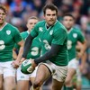 Payne set to return at 13 for Ireland with Zebo ready to replace Kearney