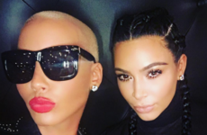 Amber Rose is the latest celebrity to weigh in on Kim Kardashian's nude selfie