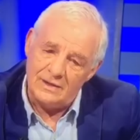 Eamon Dunphy had a go at the state of English football last night
