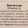 A dad put a very creepy ad in a magazine jobs section to find a husband for his daughter