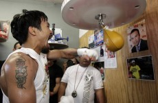 Marquez v Pacquiao: this time it's personal