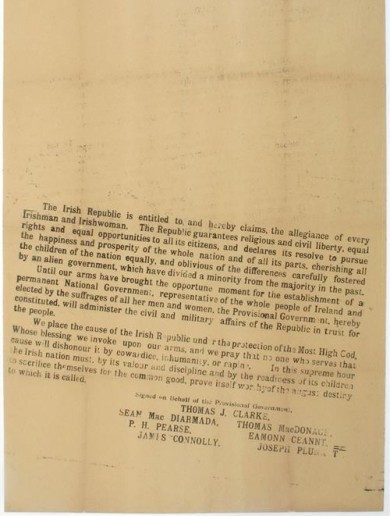 Ultra-rare half Proclamation to be auctioned in Dublin