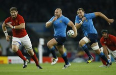 Major blow for Italy as captain ruled out of Ireland clash