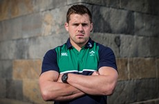 'I'm never going to be an Irishman, but I can try my best' - Stander