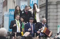 Pomp, ceremony and then stalemate: An odd first day for the 32nd Dáil