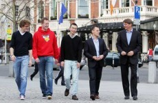 Tech leaders land in the city for Dublin Web Summit
