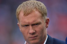 Scholes: United don't want to end up celebrating fourth place every year like Arsenal