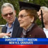 93-year-old woman who was kicked out of school finally graduates