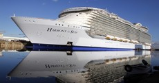 The largest cruise ship in the world has set sail - here's what it looks like