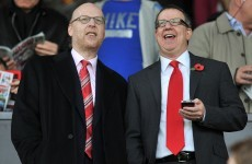 United paid Glazer family over £16.1m in management fees