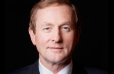 "Enda Kenny took to Facebook tonight to keep the Irish people ""up to date"""
