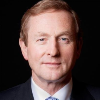 """Enda Kenny took to Facebook tonight to keep the Irish people """"up to date"""""""