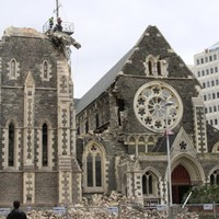 New Zealand to partially demolish iconic Christchurch cathedral