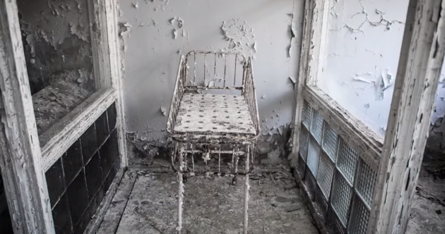 Chilling two-minute video captures 'stunning decay' of Chernobyl exclusion zone