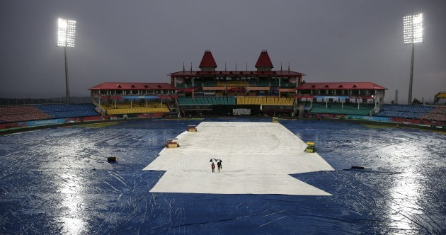 Ireland have been knocked out of the T20 World Cup by the rain