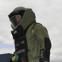 Explosive device found during search in Finglas