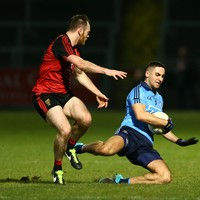 1-4 for Costello as Jim Gavin's unstoppable Dublin make it 5 from 5 in Down