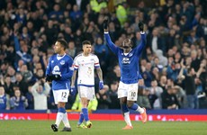 Lukaku goes full beast mode with brilliant individual goal to dump Chelsea out of the FA Cup