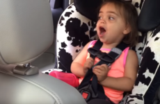 Stop what you're doing and watch this tiny girl belt out Bohemian Rhapsody