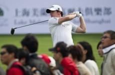 Eastern promise: McIlroy takes 2-stroke lead in Shanghai Masters