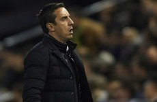 'He comes from a league with little in the way of tactics' - Ex-Valencia captain on Gary Neville