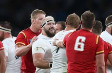 Joe Marler apologises to Welsh prop Samson Lee for 'gypsy' jibe
