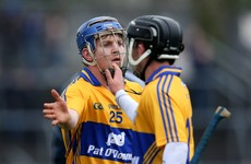 Clare claim 22-point win over Kerry as Podge Collins makes hurling comeback
