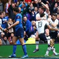 Stuart Hogg produced a moment of genius worthy of winning any game of rugby