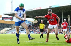 One of Waterford's senior hurlers to start at full-forward for U21 football side against Cork
