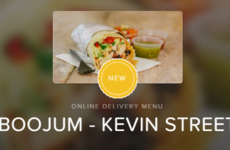 This is not a drill -- Boojum are now doing delivery