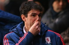 Middlesbrough boss returns after bust-up with players