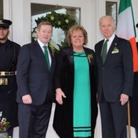Joe Biden thinks Enda Kenny would get 80% of the vote if he ran in America