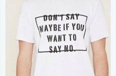 Forever 21's controversial 'rape culture' t-shirt is still on sale in Ireland