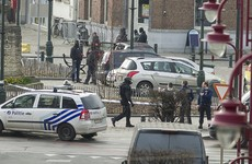 One dead, four officers injured in shooting during hunt 'for Paris suspects'