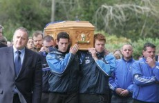 In pictures: funeral of Garda Ciarán Jones takes place
