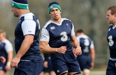 Ultan Dillane hoping more Connacht players get chance with Ireland