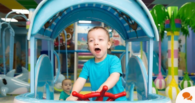 Entertaining kids can be tough. Here's how to survive the playcentre