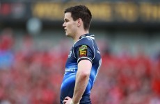 Back to reality: Kearney and Sexton in Leinster side to face Edinburgh