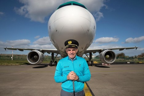 Paul McGinley will travel from the UK to support Ballyboden's All-Ireland bid after a recent trip to Rio.