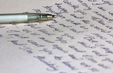 Thieves steal final letters to widower from his deceased wife