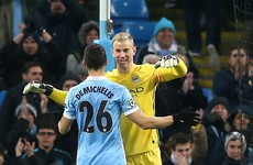 Man City make Champions League history after dour draw