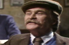 One of Glenroe's friendliest faces, Robert Carrickford, has died aged 88