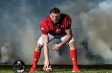 Aidan O'Shea had an eye-opening experience trying his hand at American football